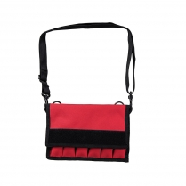 CVMCS3019R Mag Carrier Pouch X6/SML/Red