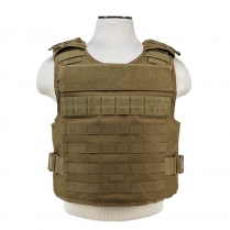 Plate Carrier w/External Pockets