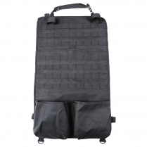 CVTACSEAT3034B Tactical MOLLE Seat Panel/ Blk