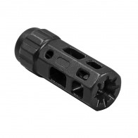 Muzzle Brake with Crush Washer