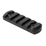 VMKM3 KeyMod Acc Rail/3 Hole/Black
