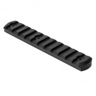 VMKM6 KeyMod Acc Rail/6 Hole/Black
