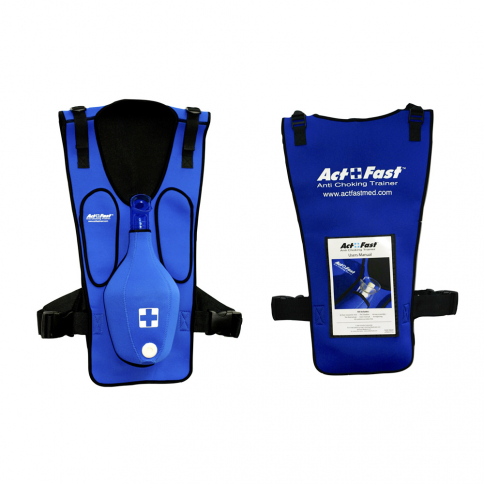 10-110 Act+Fast® Choking Trainer - Blue