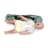 10-394 Simulaids Infant Choking Manikin with Carry Bag