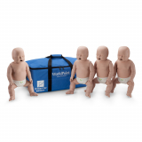 10-448 Prestan® Infant Manikin with CPR Monitor - Medium Skin - 4 Pack