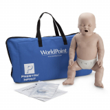 10-452 Prestan® Infant Manikin with CPR Monitor - Medium Skin