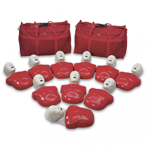 10-487 Life/form® Basic Buddy™ CPR Manikin - 10 Pack