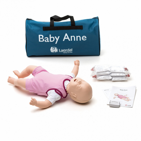 10-568 Laerdal® Baby Anne® - Light Skin