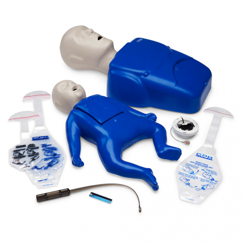 10-819 CPR Prompt® Plus Adult/Child and Infant Training Pack