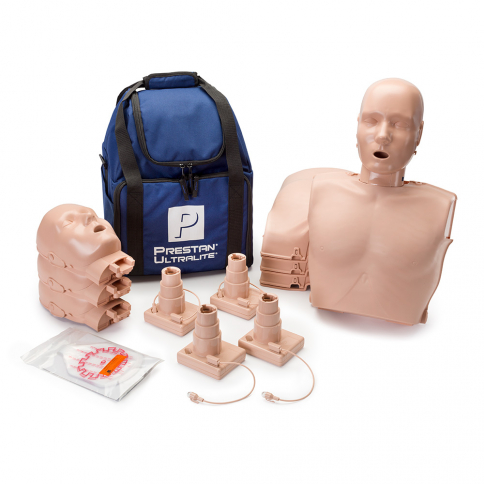 10-993 Prestan® Ultralite® with CPR Feedback - 4 pack
