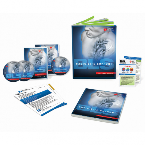 15-1077 2015 AHA BLS Instructor Package with Renewal DVD
