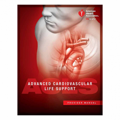 15-2805 AHA ACLS Provider Manual - IVE