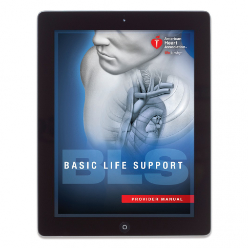 15-3102 AHA BLS Provider Manual eBook
