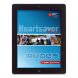 15-3116 AHA Heartsaver® CPR AED Student eBook