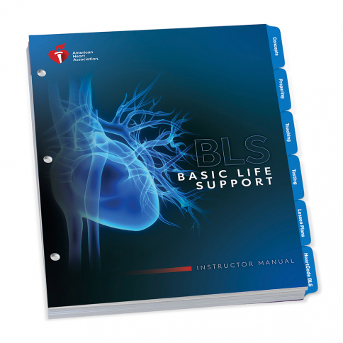20-1103 2020 AHA BLS Instructor Manual