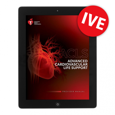 20-2806 2020 AHA ACLS Provider Manual eBook - IVE