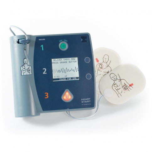 30-127 Philips HeartStart AED Trainer 2