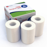 40-201 Dynarex® Cloth Surgical Tape, 3 in x 10 yd - 12 Pack
