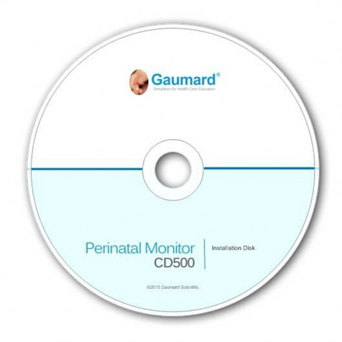 50-418 Gaumard® Perinatal Monitors Simulation Software