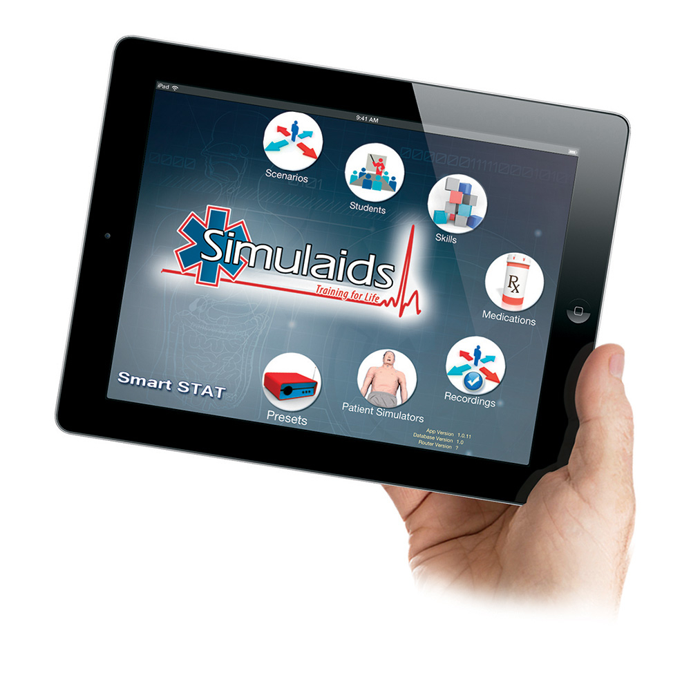 Simulaids SMART STAT with Options and iPad® Control