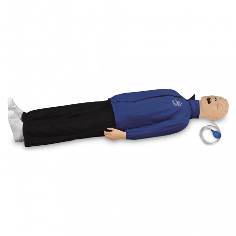 51-286 Life/form® Airway Larry with Heartisense®