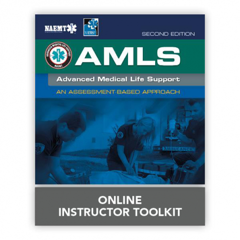 51-419 NAEMT® AMLS Online Instructor Toolkit, 2nd Edition