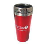 70-2308 AHA Travel Mug - Red