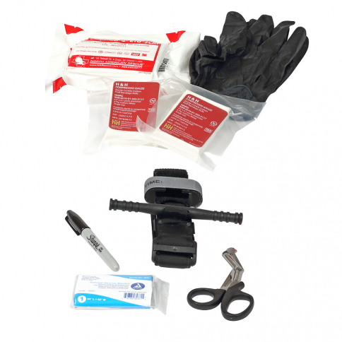 72-182 WorldPoint® Bleeding Control Kit - Basic