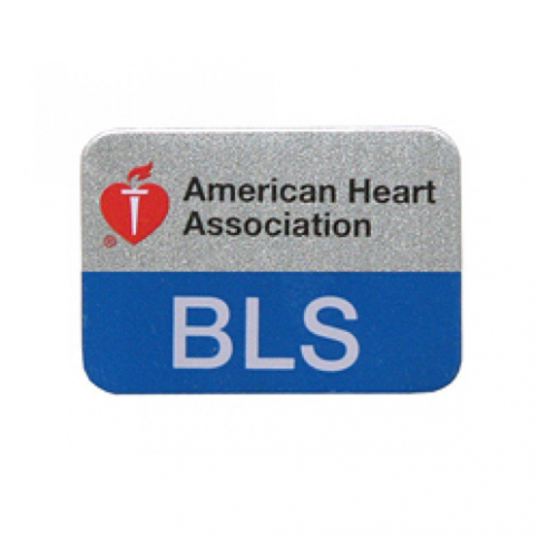 90-1534 AHA BLS Lapel Pin - 10 Pack