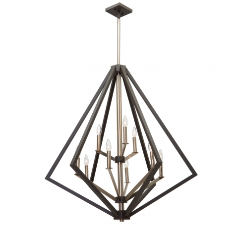 AC10689BZ Breezy Point AC10689BZ Chandelier