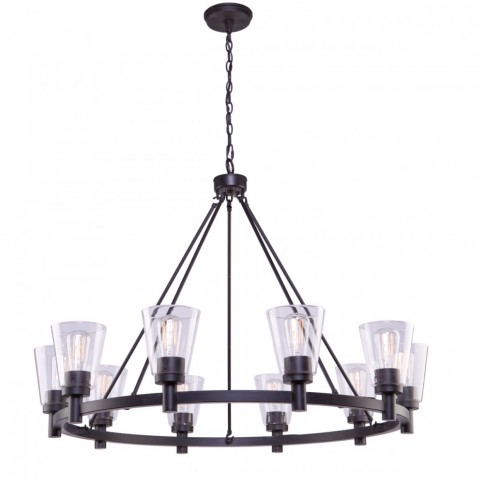 AC10760OB Clarence AC10760OB Chandelier