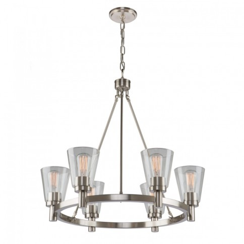 AC10766BN Clarence AC10766BN Chandelier