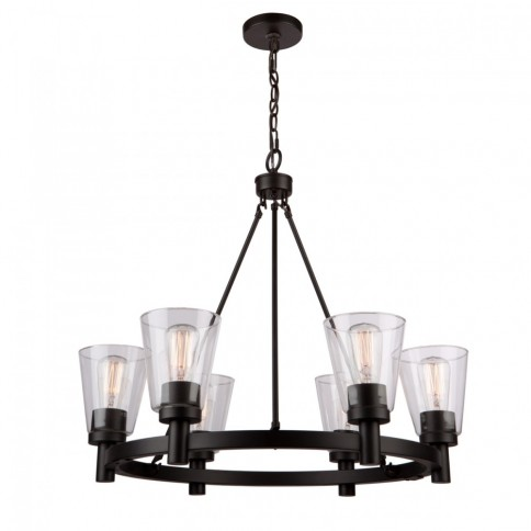 AC10766OB Clarence AC10766OB Chandelier