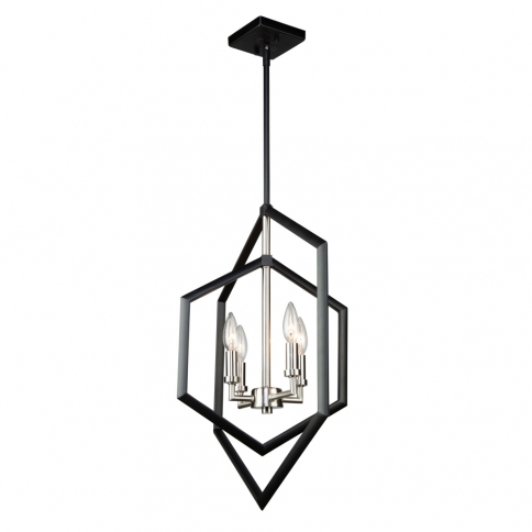PRESTON 4 LT CHANDELIER