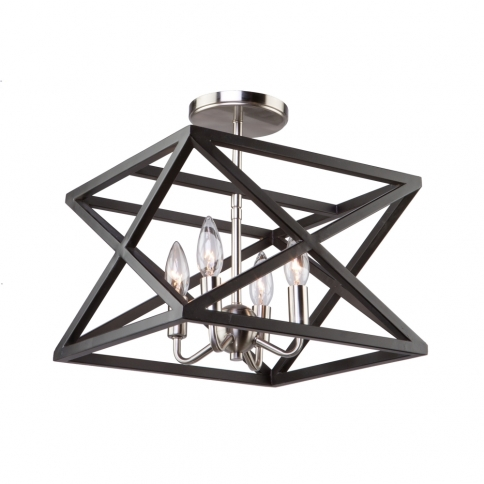 AC11044 Elements AC11044 Semi Flush