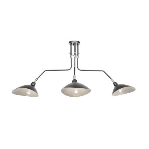 AC11213 Nero AC11213 Semi Flush