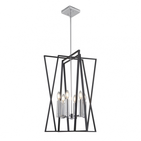 AC11386 MIDDLETON 6 LT CHANDELIER