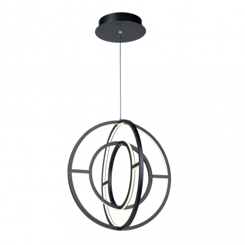 AC6660BK CELESTIAL COLLECTION LED ORB
