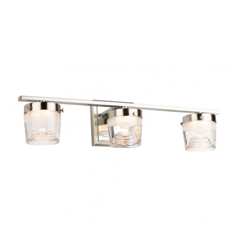 NEWBURY 3LT 18W LED WALL MOUNT