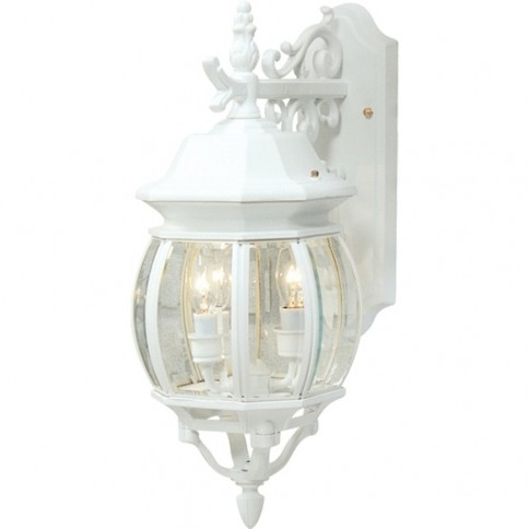 AC8361WH Classico AC8361WH Outdoor Wall Light