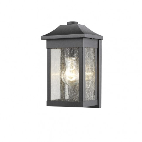 SC13100BK Morgan SC13100BK Outdoor Wall Light