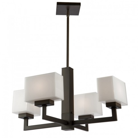 SC13184OB Cube Light SC13184OB Chandelier