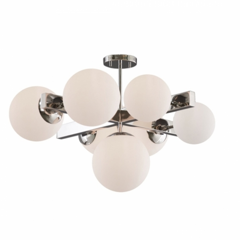 SC13222PN Moonglow SC13222PN Semi-Flush Mount