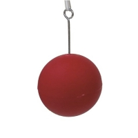 GL/GL-1040-00 RED BALL TRAP, 100/CS