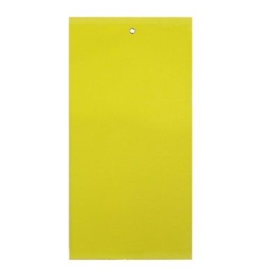 "GL/OL-0612-12 OLSON STICKY STRIPS, YELLOW, 6"" x 12"", 125/CS"