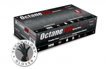 Octane Heavy Duty 6 Mil Black Nitrile Exam Glove