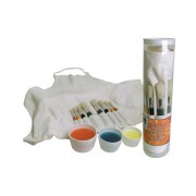 AA11111 AA  Junior Brush & Smock Set