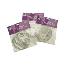 "AA17311 AA  Sculpting & Armature Wire - 1/16"" X 32 Ft"