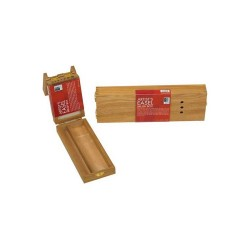 "AA18432 AA  Artist'S Easel Brush Boxes - Long - 14"" X"