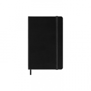 moleskine classic pocket notebook dotted paper black hardcover